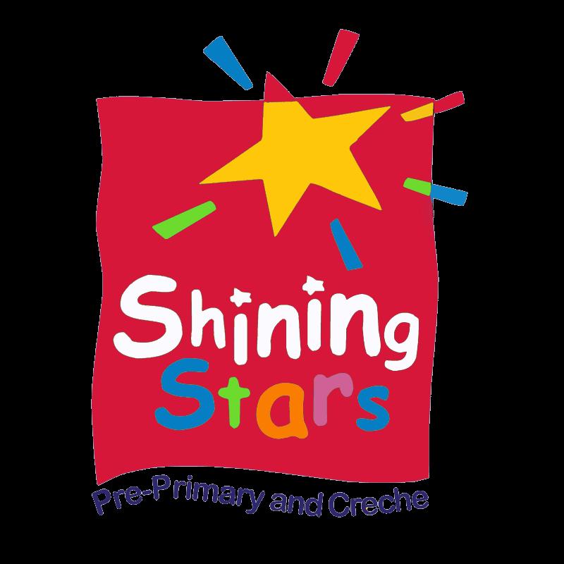 Colourful Africa Map Logo: SHINING STARS PRE-PRIMARY & CRECHE